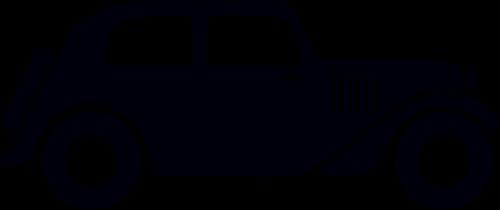 classic vehicle icon