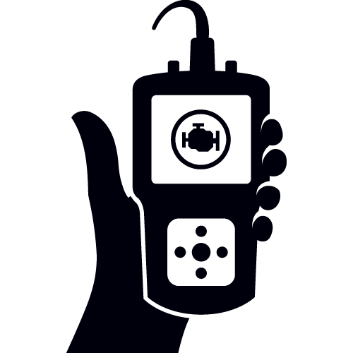 engine diagnostics icon